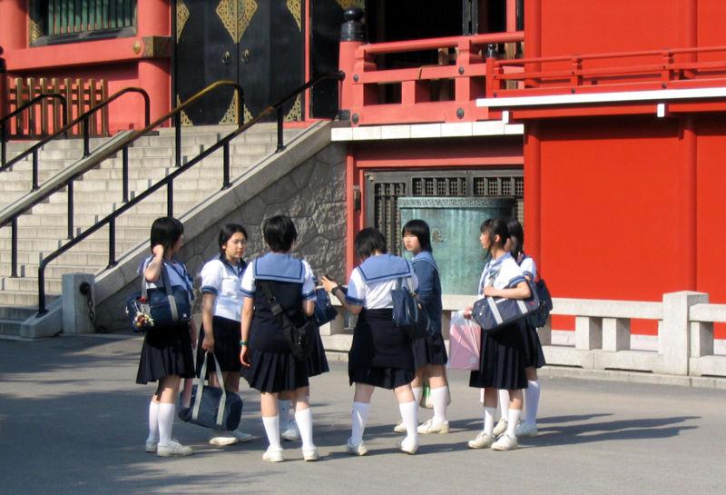 Szkolnictwo w Japonii