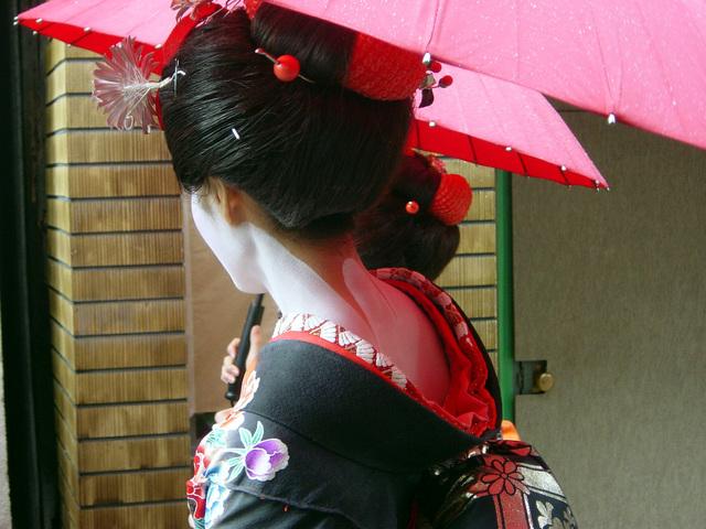 Kobieta Japonia